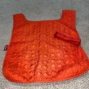 Coach Quilted Dog Coat